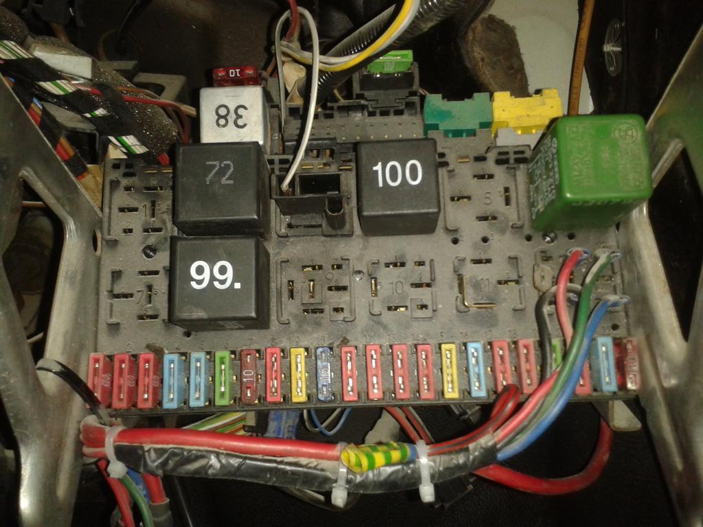 Horn relay problem | VW T4 Forum - VW T5 ForumVW T4 Forum