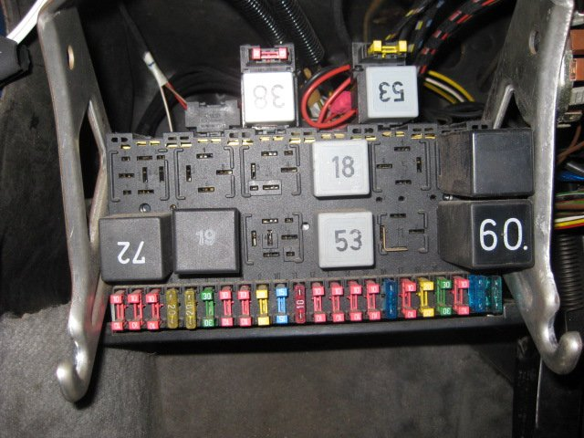 rear wiper and rear wash relay? | VW T4 Forum - VW T5 ForumVW T4 Forum
