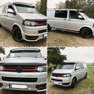 2011 VW TRANSPORTER T5.1 SWAMPER 140PS