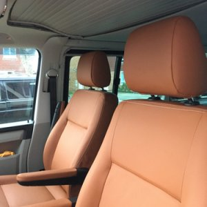 front seats leather 1
