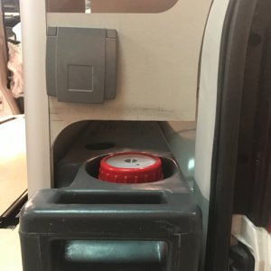 water tank 1st cut