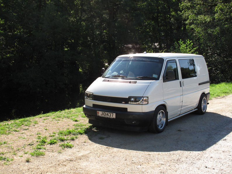 Just T4's - The Dedicated VW T4 Forum
