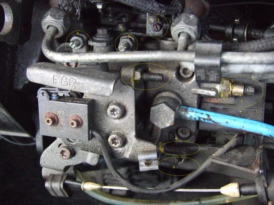 T4 1 9 Fuel pump - Adjustments  - VW T4 Forum - VW T5 Forum