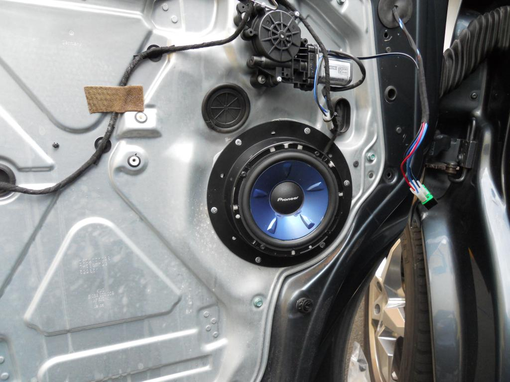 Front Speaker Replacement With Pics Vw T4 Forum Vw