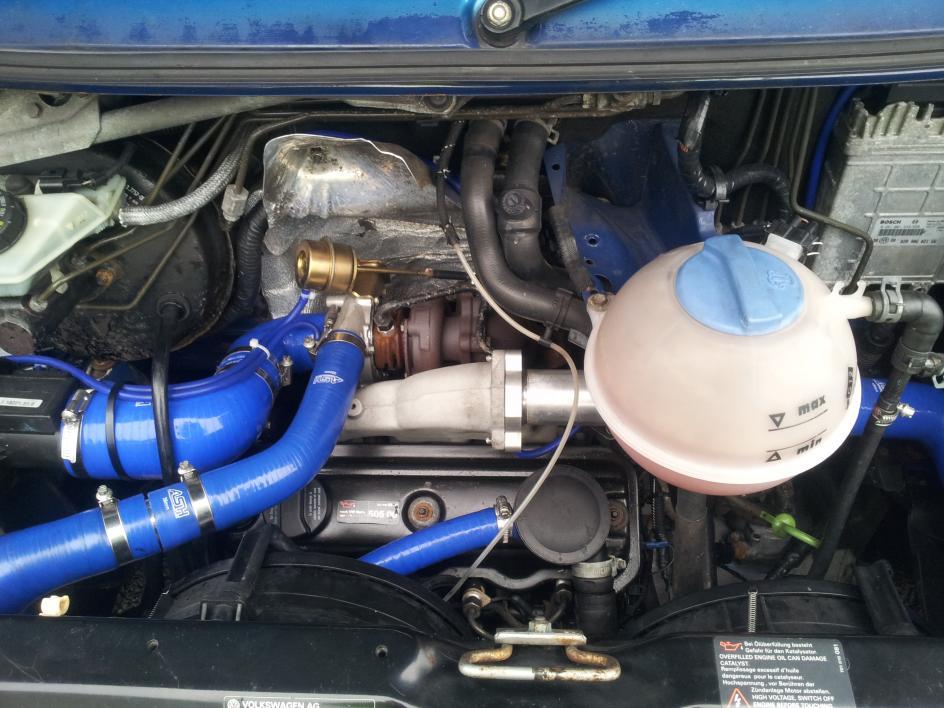 T4 tdi ahu, vnt turbo conversion question - VW T4 Forum - VW