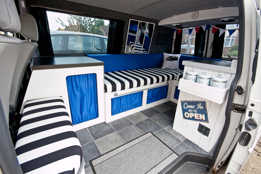 Van to basic camper build vw t4 forum vw t5 forum for Vw t4 interior designs
