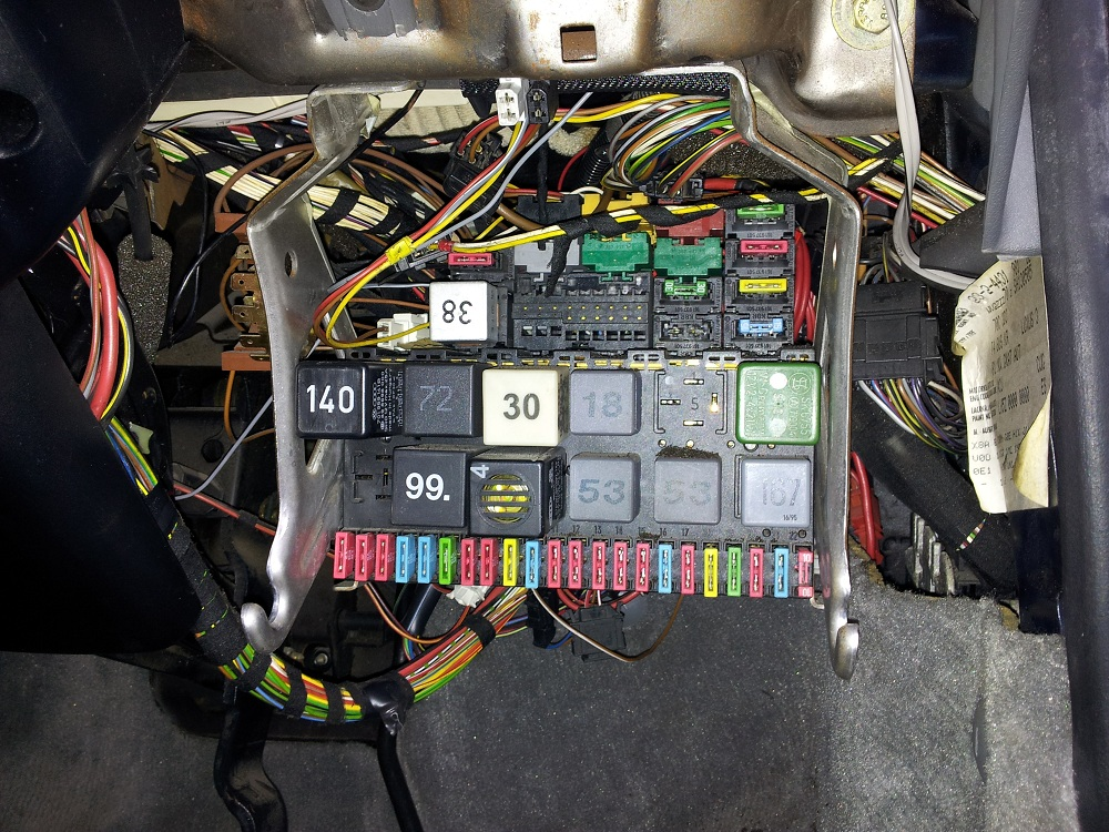 Volkswagen transporter t fuse box get free image about