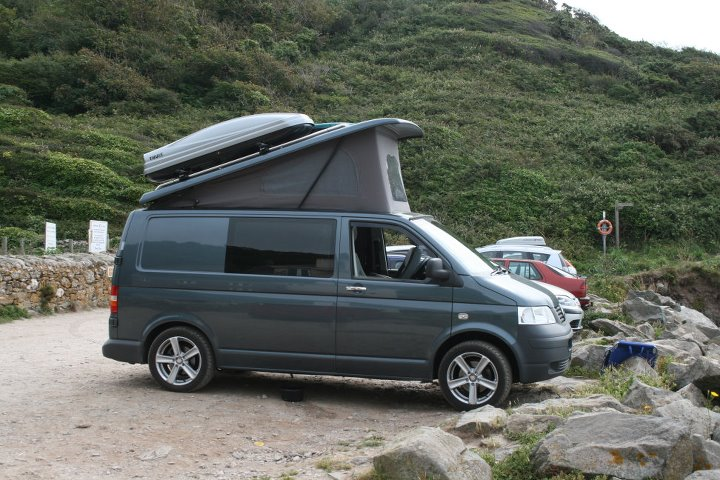 Roof bars + rppf rack on pop top - Page 3 - VW T4 Forum ...