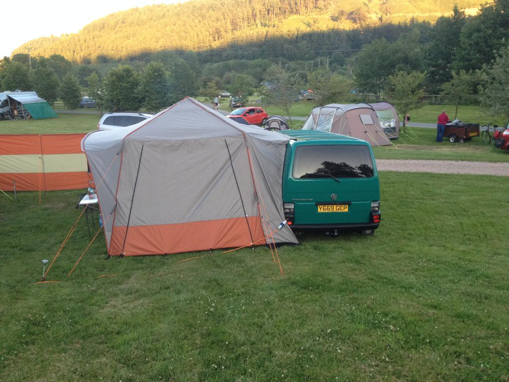 Just Kampers 365 Pop Up Awning For Sale - VW T4 Forum - VW ...