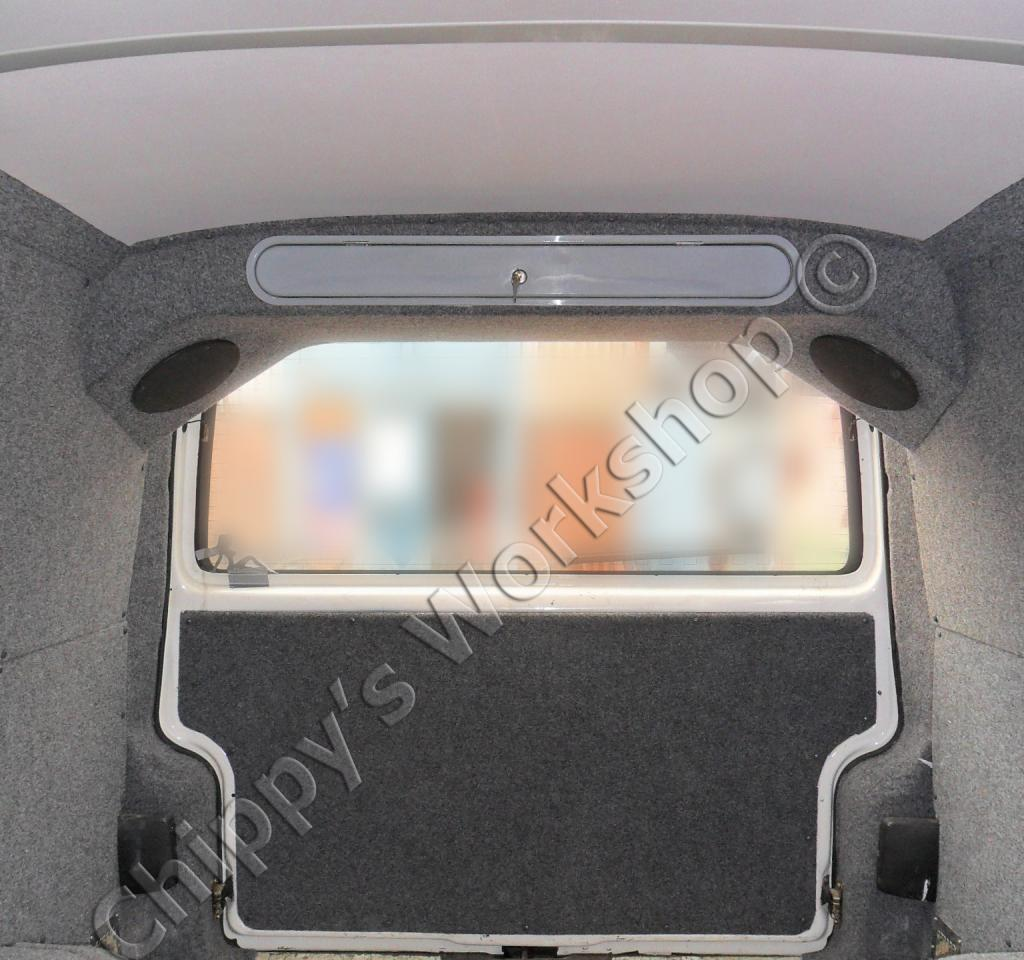 t4 lockable rear toplocker and speakerbox vw t4 forum vw t5 forum. Black Bedroom Furniture Sets. Home Design Ideas