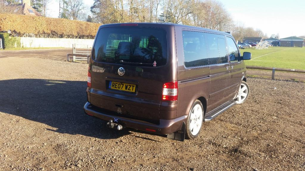 For Sale Vw Caravelle 2 5 Tdi 174 Executive Auto Samoan Pearl Red
