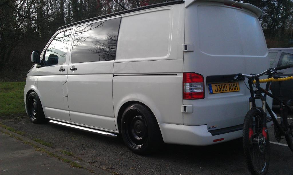 Banded Steels Appreciation Thread Page 127 Vw T4