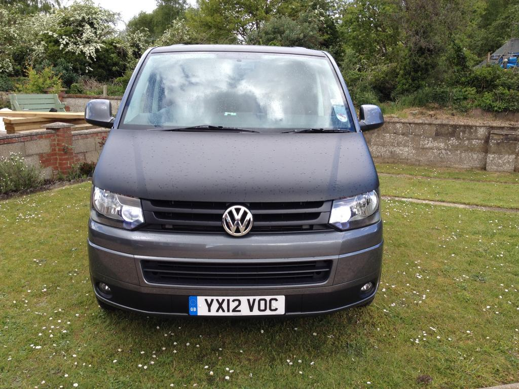 2012 T5 1 Transporter 140ps Natural Grey Vw T4 Forum