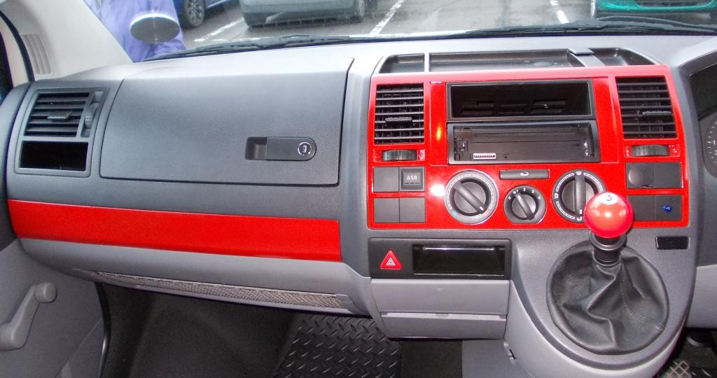 Dashboard trim painting - Page 4 - VW T4 Forum - VW T5 Forum