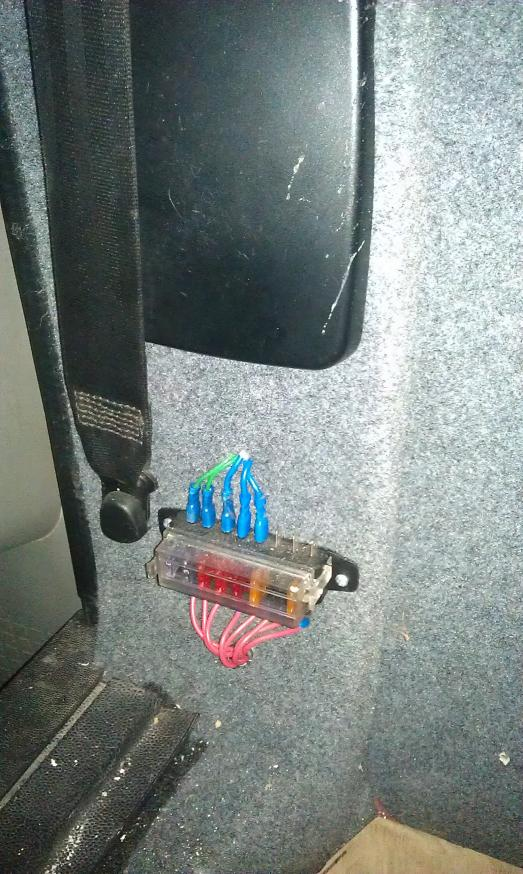 Leisure Electrics And A Big Thank You VW T4 Forum VW T5 Forum - Relay Switch Halfords
