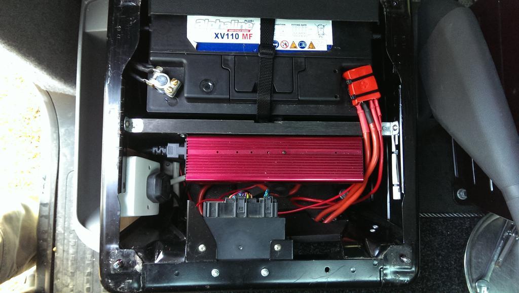 Leisure Battery Best Fit Under Driver Seat Vw T4 Forum