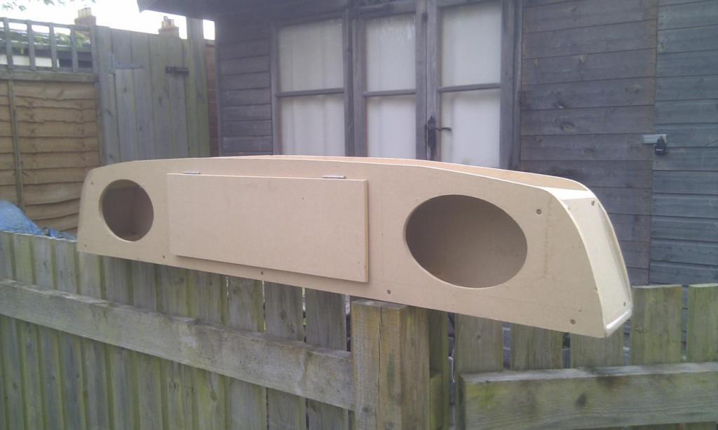 T4 Double Seat Sunroof Roof Shelf Sub Woofer Vw T4