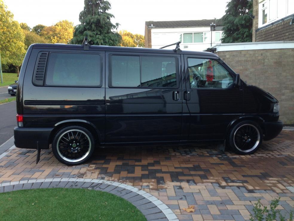 my black multivan vw t4 forum vw t5 forum. Black Bedroom Furniture Sets. Home Design Ideas