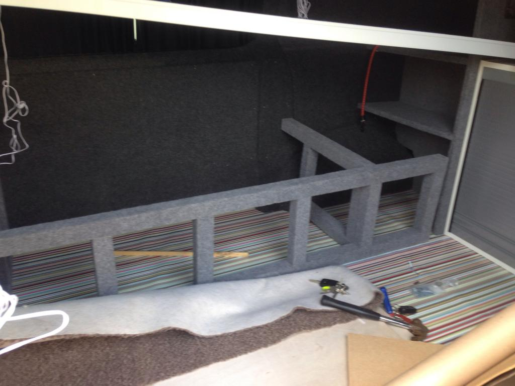 Pull Out Bed Bench Seat Project Vw T4 Forum Vw T5 Forum