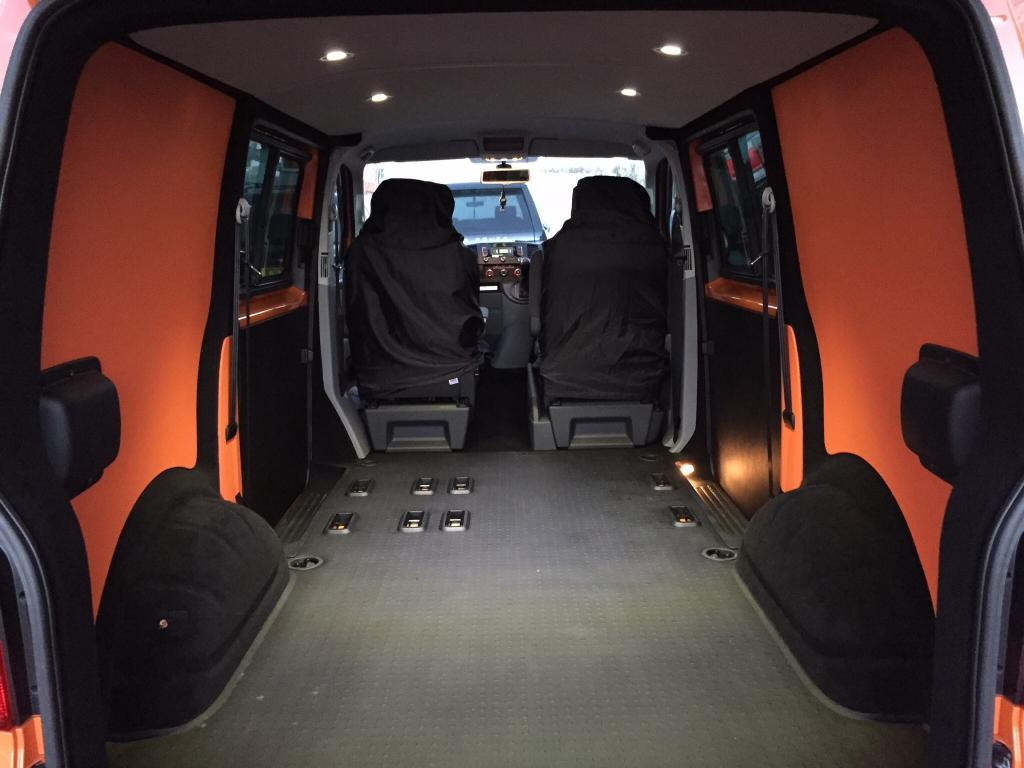 Orange Carpet And Vinyl Trim Vw T4 Forum Vw T5 Forum
