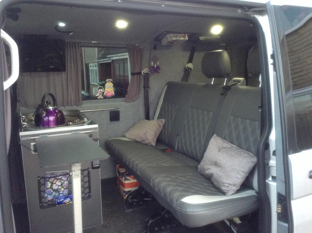 Best Quot Full Width Quot Bed Layouts And Ideas Vw T4 Forum