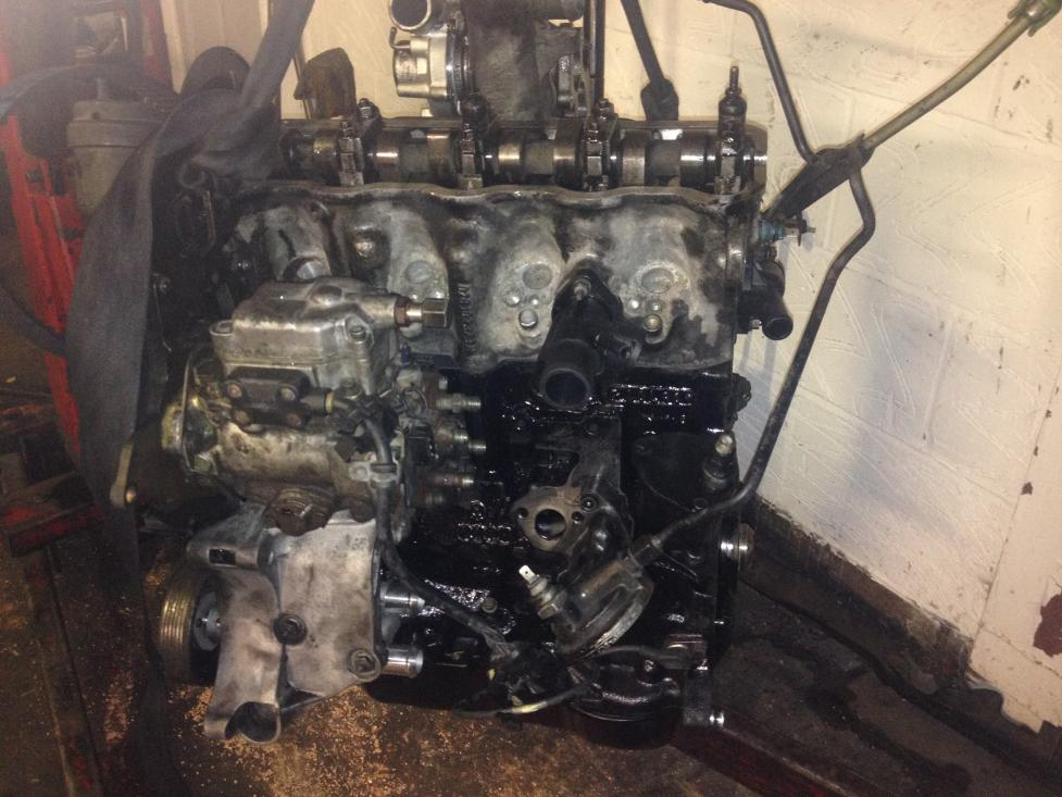 And it begins TDI conversion ABL to AHU - Page 3 - VW T4