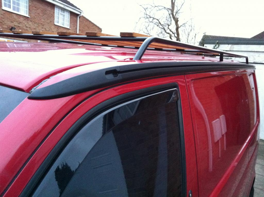 What awning rail? - Page 2 - VW T4 Forum - VW T5 Forum