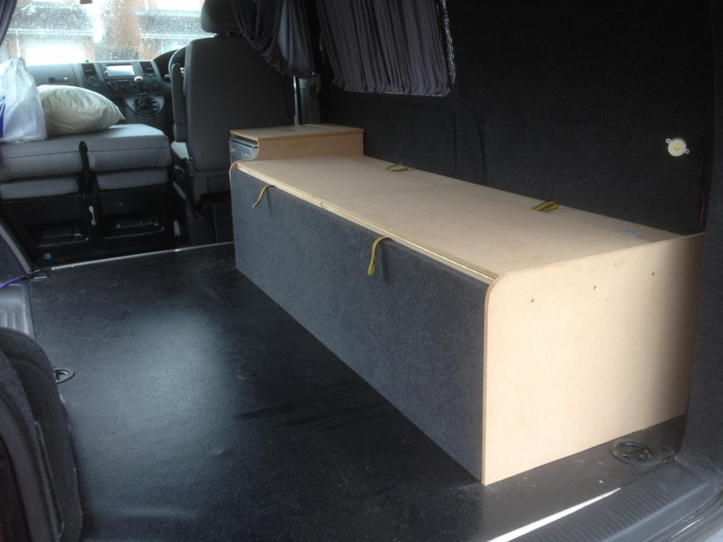 Show Us Your Custom Made Bed Layouts Page 5 Vw T4