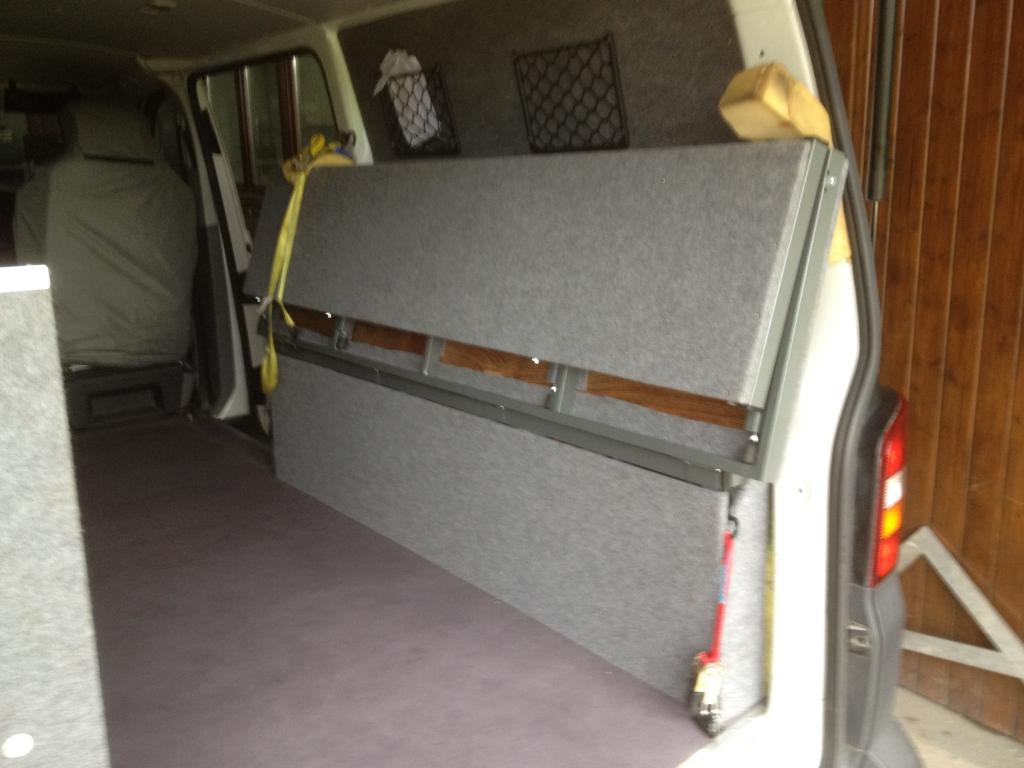 Self Build Side Bench Bed Page 3 Vw T4 Forum Vw T5 Forum