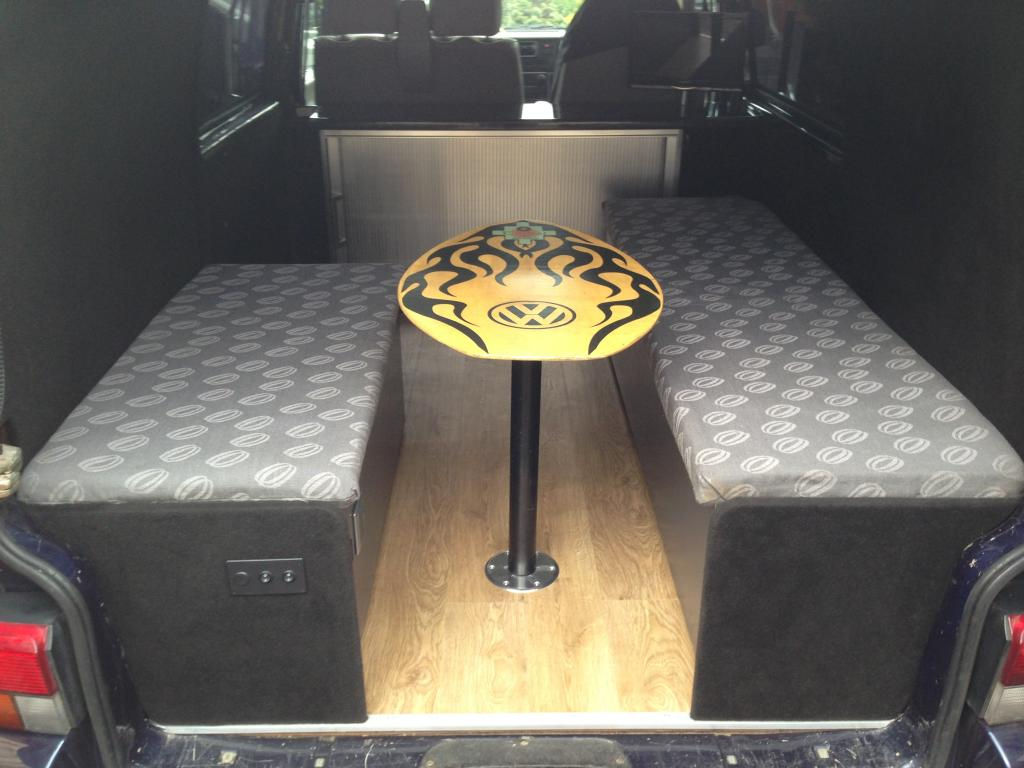 Making bench seats in a SWB question. - VW T4 Forum - VW T5 Forum on