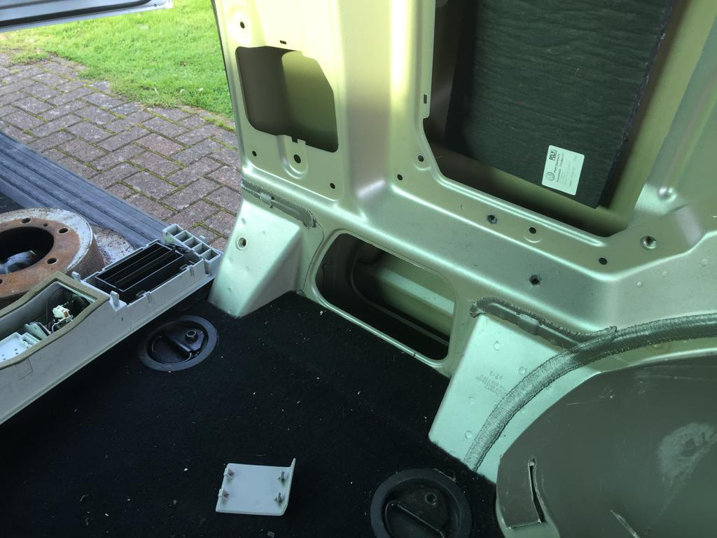 Shuttle Conversion, now in correct sub forum - VW T4 Forum