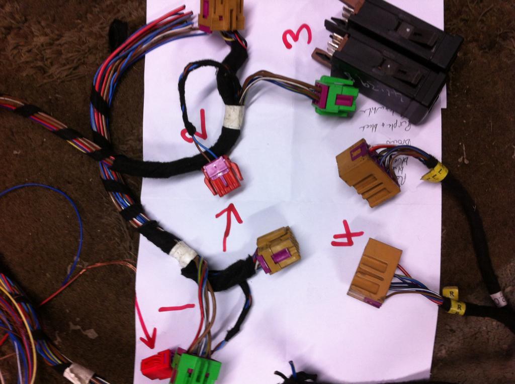 audi a8 seat wiring vw t4 forum vw t5 forum re audi a8 seat wiring