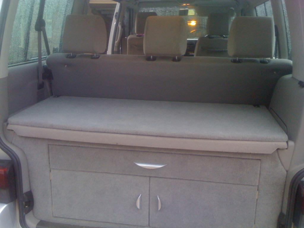 Bed For My T4 Caravelle Vw T4 Forum Vw T5 Forum