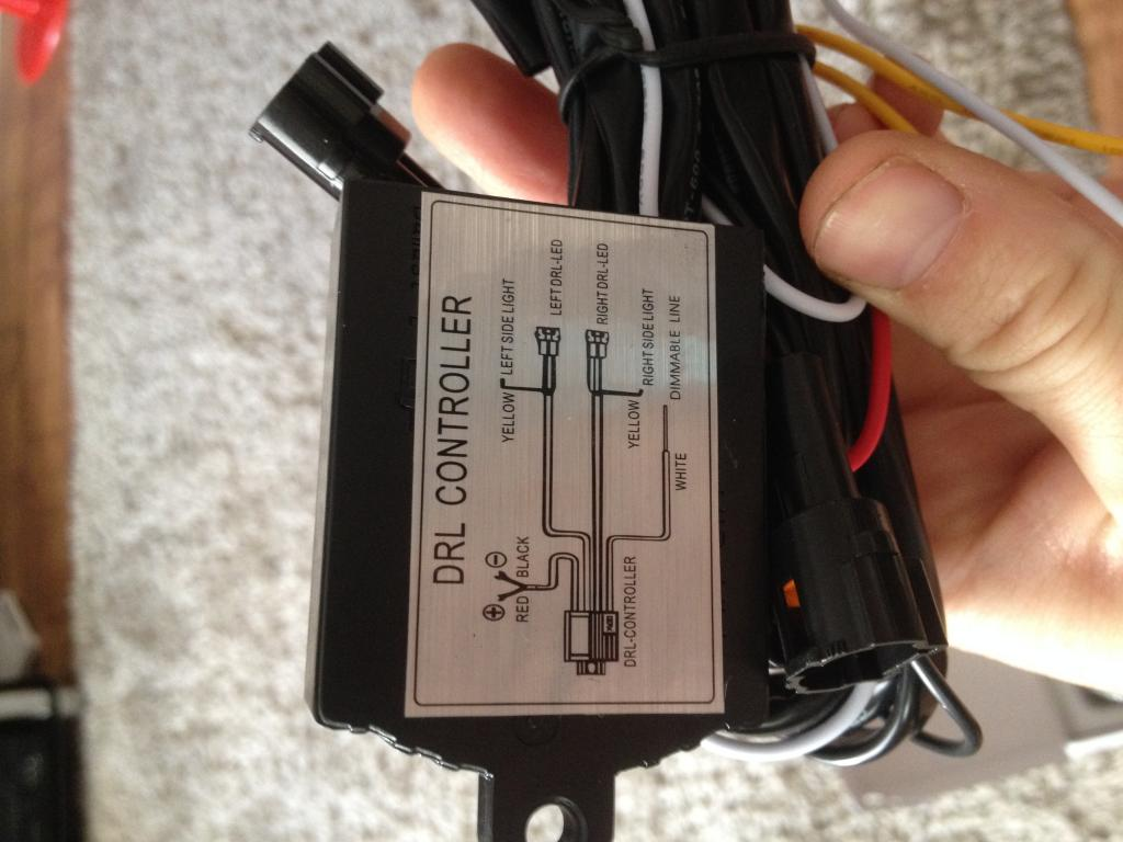 Drl Style Light Wiring Loom Help Needed Please Vw T4 Forum T5 Camper Diagram Thanks In Advance