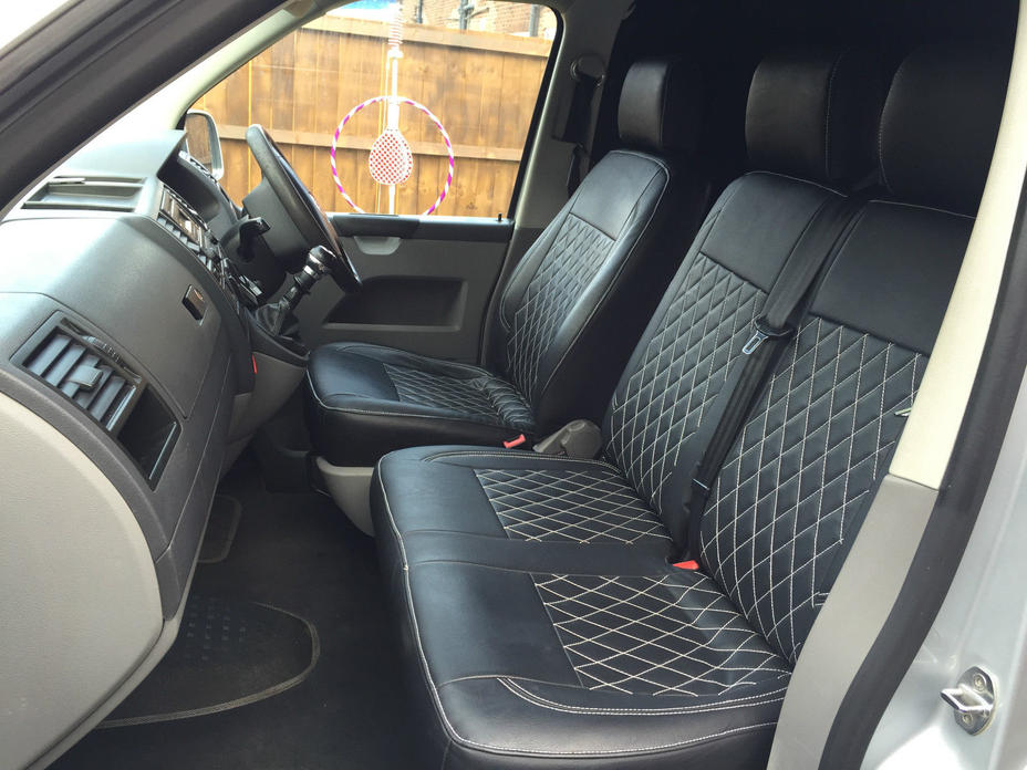 Leather Seat Covers Are Actually Pretty Nice