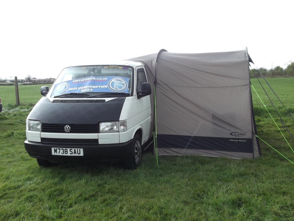 Show Us Your Tents Awnings