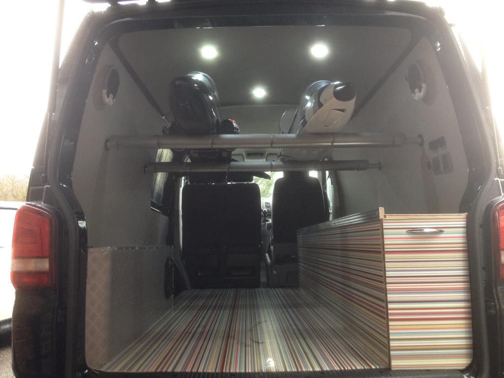 and light crafter img vans module vw alarm interior
