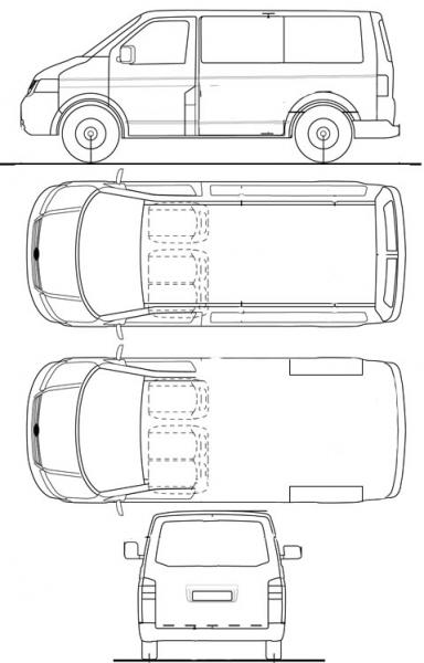 t4 swb line drawings to help you vw t4 forum vw t5 forum. Black Bedroom Furniture Sets. Home Design Ideas