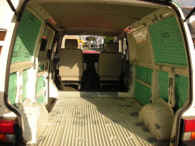 My Conversion Process 1st Timer On A Budget Vw T4