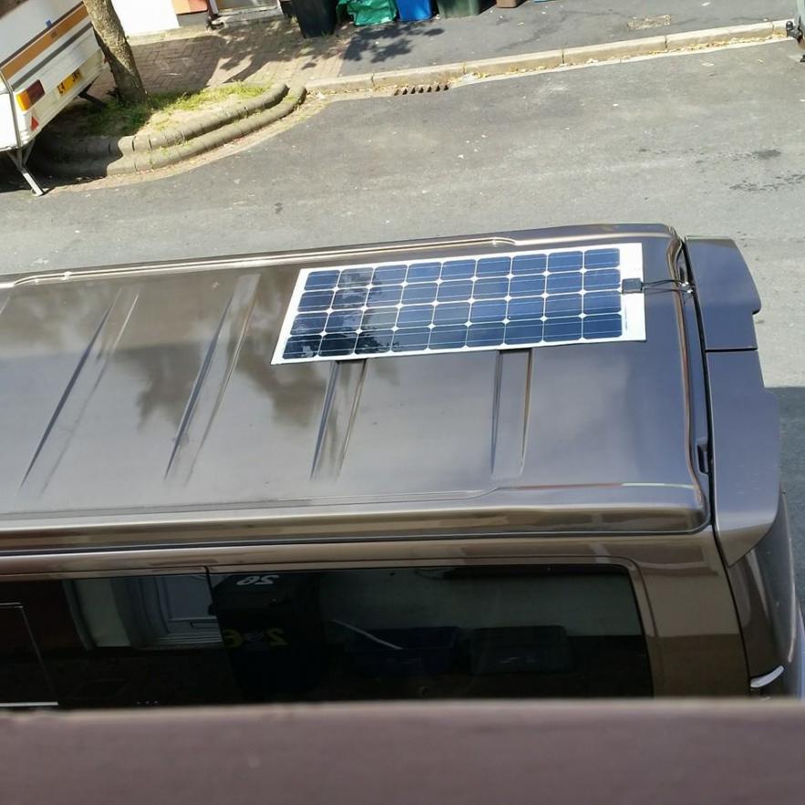 Solar Panels Vw T4 Forum Vw T5 Forum