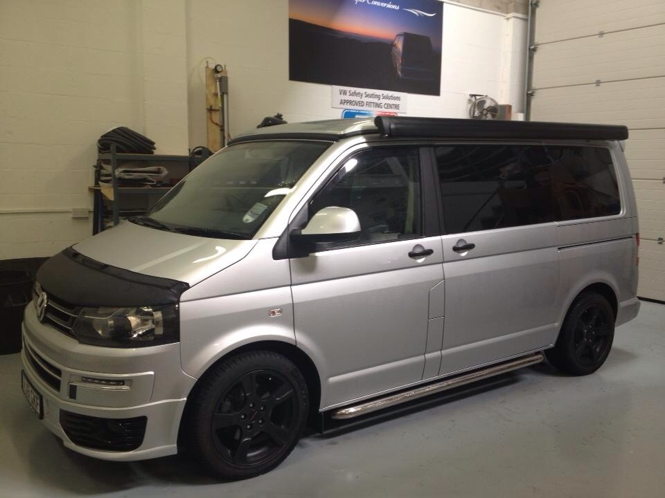 Fitting A Fiamma Awning Vw T4 Forum Vw T5 Forum