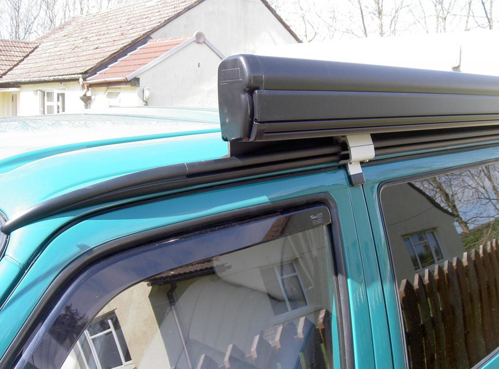 Fiamma Awning Fitting To T4 With Reimo Rail Vw T4 Forum