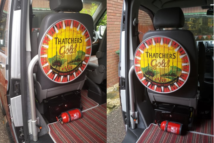Swing Out Table How To Vw T4 Forum Vw T5 Forum