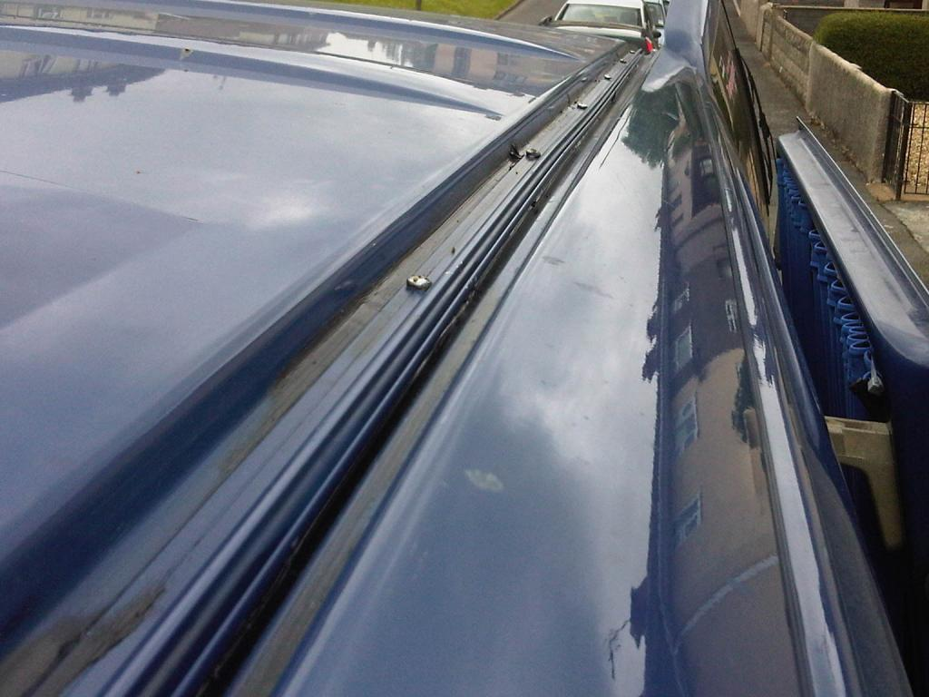 T4 Awning Rail Advice Needed Vw T4 Forum Vw T5 Forum