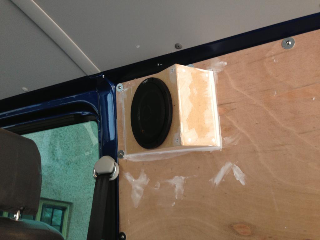 speaker balls up vw t4 forum vw t5 forum. Black Bedroom Furniture Sets. Home Design Ideas