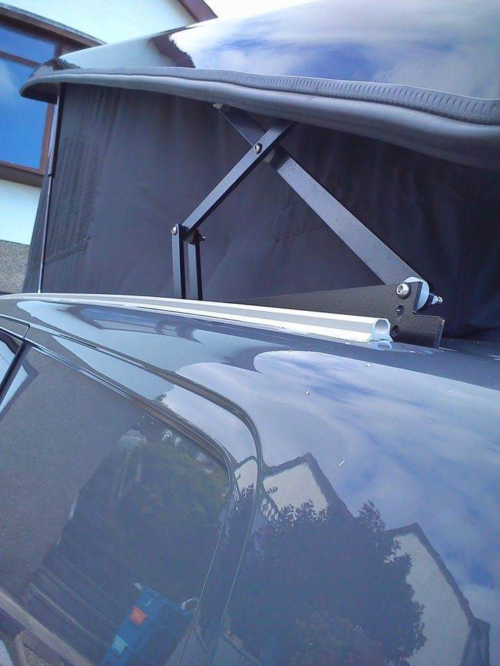 which awning rail with pop top on t5 - VW T4 Forum - VW T5 ...