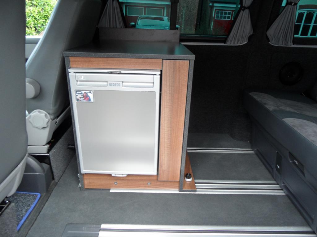 Removable Kitchen Pod For Caravelle Rails Vw T4 Forum