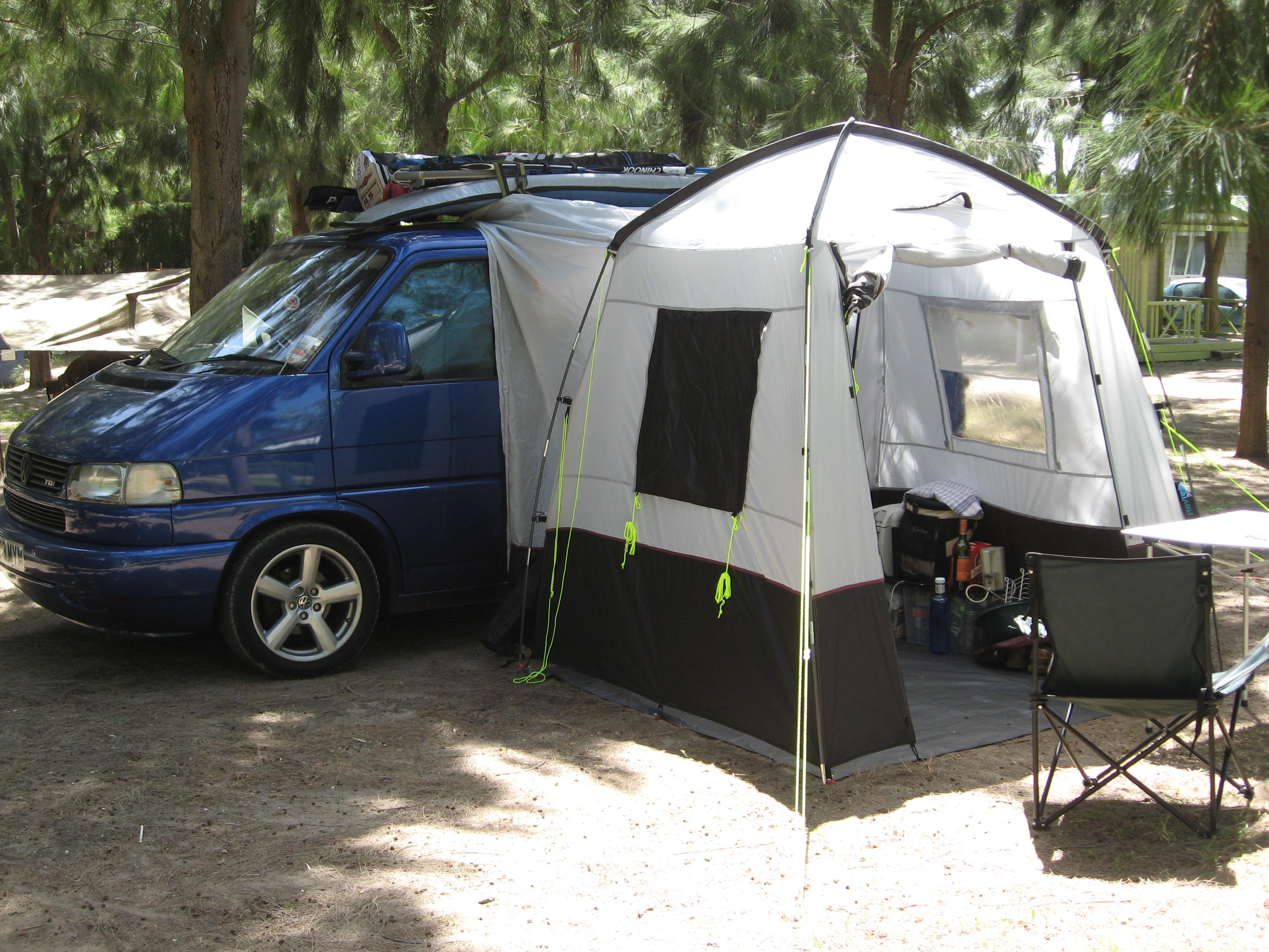 Outdoor Revolution Outhouse Handi XL Driveaway Awning For Sale GBP7500