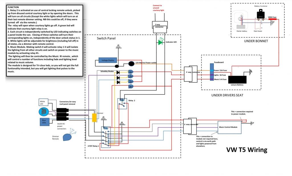 picture Lyric T Wiring Diagram With Power Module on