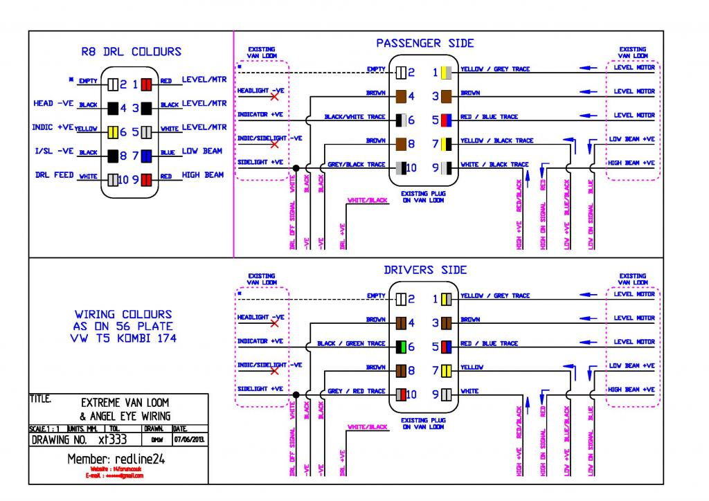 t5 light fixtures wiring diagram 4 fog light wiring diagram 4 vanstyle angel eyes - page 14 - vw t4 forum - vw t5 forum #13